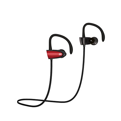 Monstercube Phoenix Wireless Bluetooth Headphones Noise Cancelling Microphone In-ear Earphones with Microphone for Running / Gym / Cycling / Climbing Sports