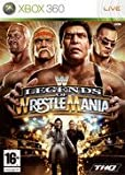 echange, troc THQ - WWE LEGENDS OF WRESTLEMANIA