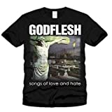 Godflesh - Songs Of Love And Hate T-shirt