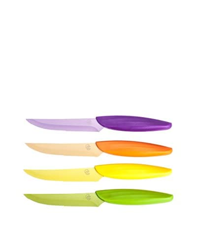 Gela 4-Piece Steak Knives Color, Multi