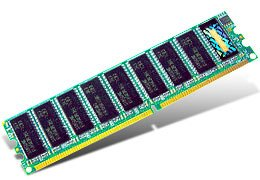 Transcend - Memory - 1 GB - DIMM 184-PIN - DDR - 2