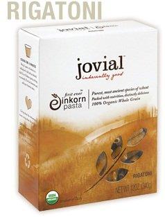 Organic Einkorn Whole Grain Rigatoni - 12 oz.