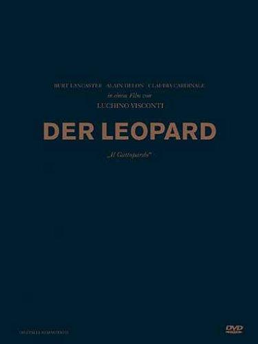 Der Leopard (+ Audio-CD) [Limited Edition] [3 DVDs]