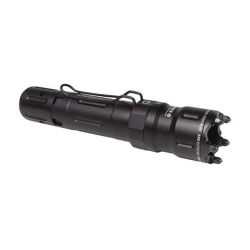 Hellfighter X-15 Led Tactical Light With Glass-Breaker Bezel - 135 Lumens