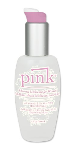 Pink Lubricant, 1.7-Ounce Bottle