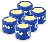 ファイト ( faito ) レーシングウエイトローラー X-MOTION EGO 15mm x 12mm 12g FT018-000-0203