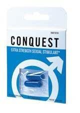 Conquest Natural Male Stimulating Supplement Travel Pack	2 Capsules