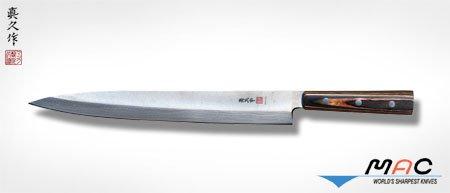 MAC Brand Left Handed Yanagiba Sushi Sashimi Knife 11.5 inch blade