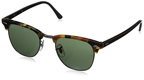 ray-ban-men-mod-3016-sunglasses-spotted-black-havana-spotted-black-havana-size-49