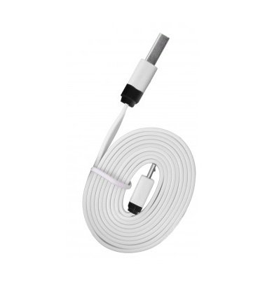 funnygsm-usb-data-and-charging-cable-for-bouygues-telecom-ultym-5-white