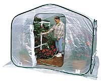 Flower House Fhdh500 Dreamhouse Walk-In Greenhouse front-915122
