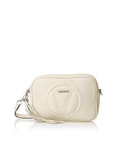 Valentino Bags by Mario Valentino Women's Mia Cross-Body, Dove Grey
