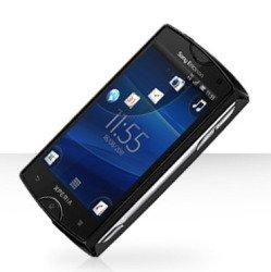 Zut Mobiltelefon Sony-Ericsson Xperia mini ST15i Black - Black