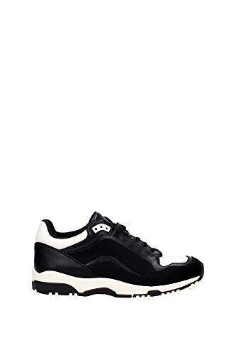 sneakers-christian-dior-homme-tissu-noir-et-blanc-3sn151900wxycuir-noir-42eu