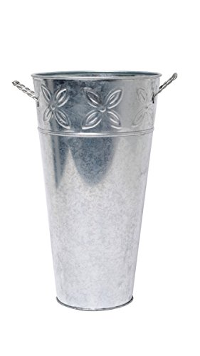 Galvanized French Vases Buy Online Top Discount Galvanized French