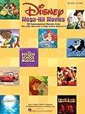 Disney Mega-Hit Movies - Easy Piano Songbook