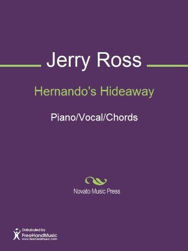 Hernando's Hideaway Sheet Music (Piano/Vocal/Chords)