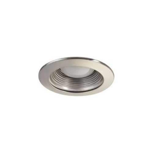 Recessed lighting what bulbs to use : Baffle trim recessed light fixture for use with