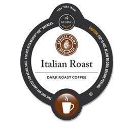 BARISTA PRIMA ITALIAN ROAST COFFEE VUE PACK 24 COUNT