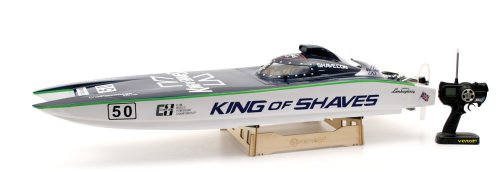 Venom King of Shaves Gas Boat
