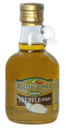 8.5 Oz Grand'aroma Truffle Extra Virgin Olive Oil by Mantova