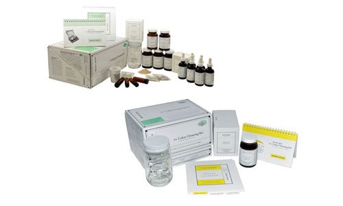 Internal Cleansing Kit With Colon Kit (Peppermint)