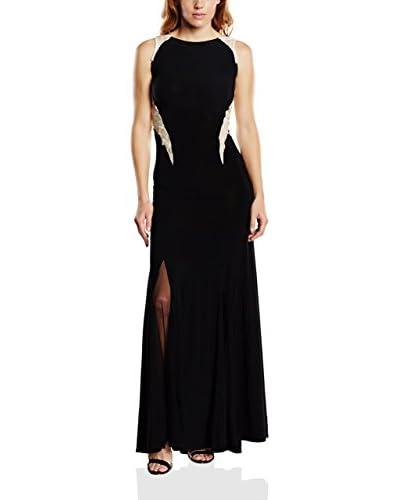 Little Black Dress Vestido Negro / Blanco