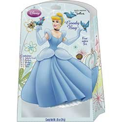 Cinderella Party Favors - Pre-filled Goody Bag - Cinderella Goody Bag with 5 Favors - 1