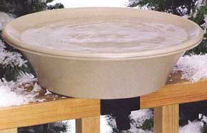 Cheap API 13B Non-Heated Bird Bath with EZ-Tilt Deck Mount, 14-Inches (13B)