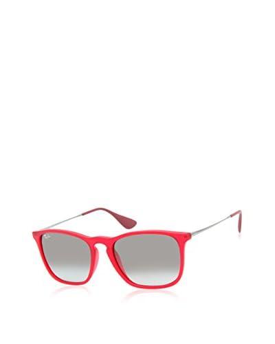 Ray-Ban Occhiali da sole Rb 4187 89811 (54 mm) Rosso/Grigio