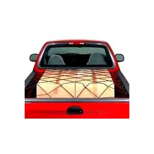 "... Bed Net Deluxe Bungee Truck Bed Cargo Net (60""W x 78""L): Automotive"