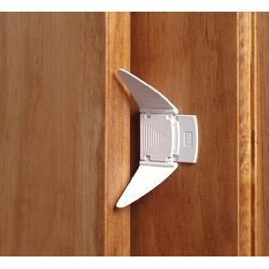 Sliding Closet Door Lock [Set of 2] - 1