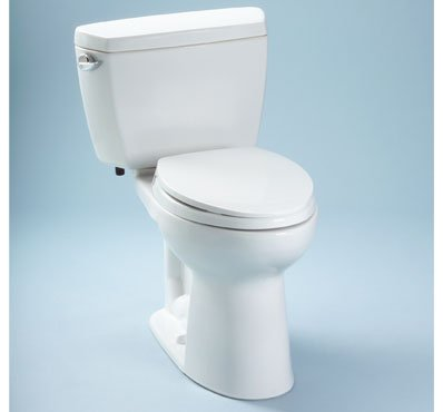 special price toto toilet cst744s01 cotton color two piece elongated