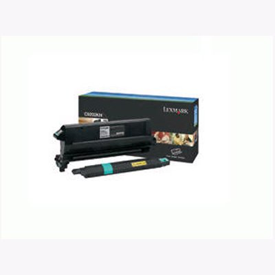 Lexmark Black Toner Cartridge For C920 Printer Yield Up To 15000 Pages At 5% Coverage New