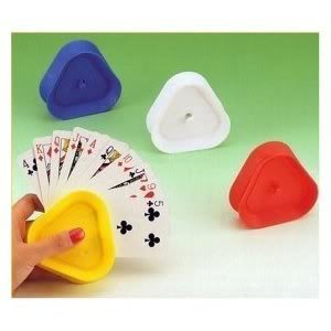 Toy / Game Playing Card Holders - A Great Gift For Mom, Dad Or Grandparents (For Ages 3 Years And Up) front-985630