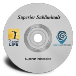 Learn to Speak the Indonesian Language Faster and Easier with Subliminal Programming CD