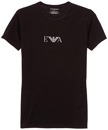 Emporio Armani - T-shirt, Uomo, Noir (Nero), S