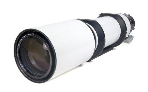 Levenhuk Ra R130 Ed Triplet Ota Apochromatic Refractor 130 Mm Fully Multi-Coated Optics Case