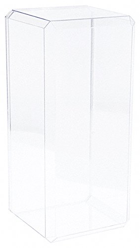 Clear Acrylic Display Case (With Beveled Edge) 7