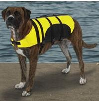 Guardian Gear Aquatic Pet Preserver Xxl Yellow