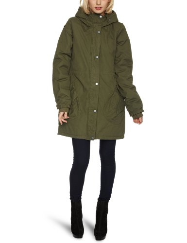 Bench Bubble Women's Coat Dark Khaki X-Small