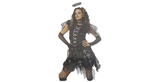 Dark Angel Halloween Costume Womens Large 12-14