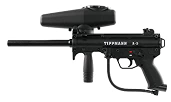 Buy Tippmann A-5 .68 Caliber Aluminum Paintball Marker by Tippmann