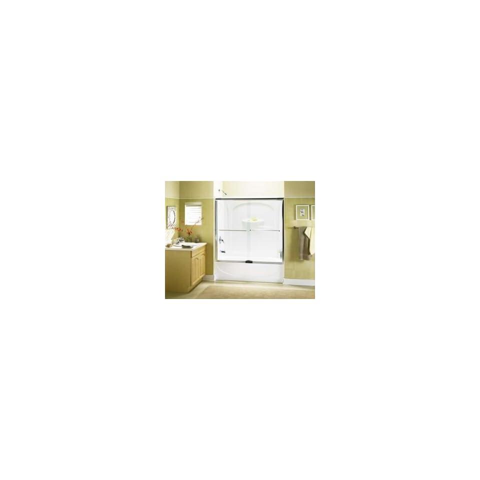 Sterling 5375ez 47s G57 Finesse Quick Install Shower Door Frameless