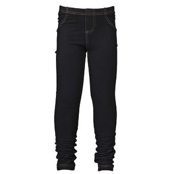 LEGO Wear Jeans  Slim Fille - Bleu - Blau (590 NAVY) - FR : 4 ans (Taille fabricant : 104)
