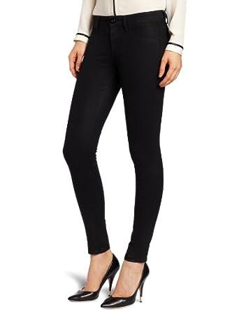 DL1961 Women's Emma Coated Legging Jeans, Wick, 23