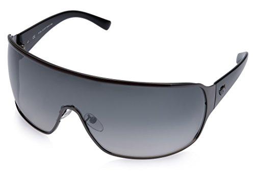 Police Police Oversized Sunglasses (Gunmetal) (S8412|Q47|Free Size) (Multicolor)