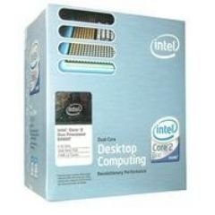 INTEL E6850 Core 2 Duo - 3 GHz, L2 Cache 4 MB Socket 775 (box version)