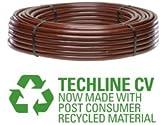 "Netafim Techline CV .9gph x 12"" - 100 roll"