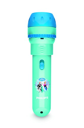 Philips Disney Frozen Children'S Projector Torch And Night Light (1 X 0.3 W Integrated Led)